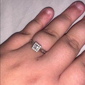 Jewelry - 1/2 Ct. Diamond Engagement Ring